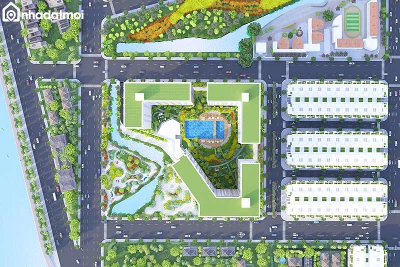 Dự án city gate 4