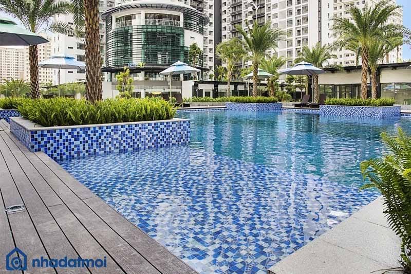 Chung cư Hoàng Huy Plaza