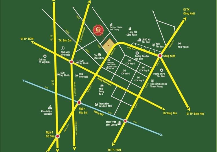 Phương Toàn Phát Golden City
