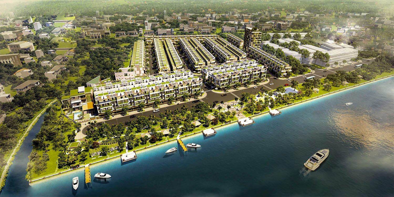 The Pearl Riverside Bến Lức