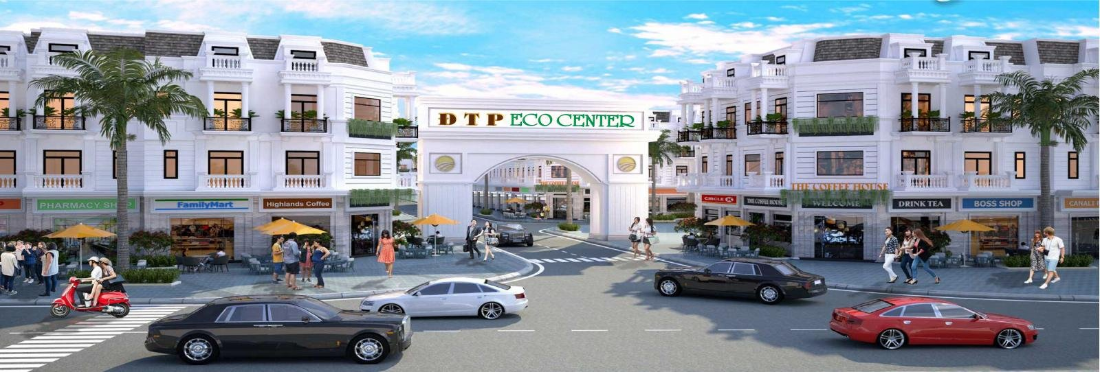ĐTP Eco Center