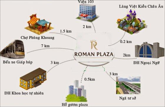 Roman Plaza Tố Hữu