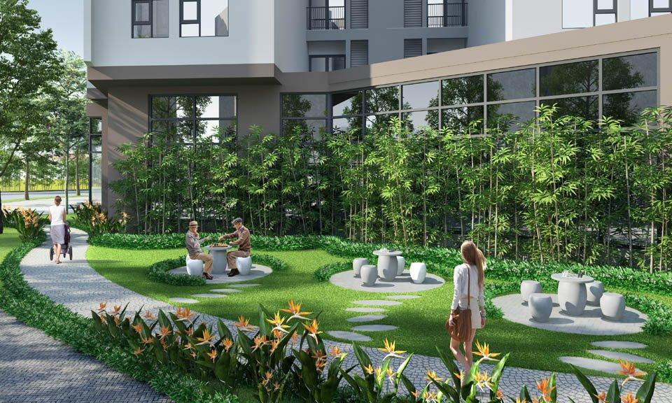 Le Grand Jardin Sài Đồng
