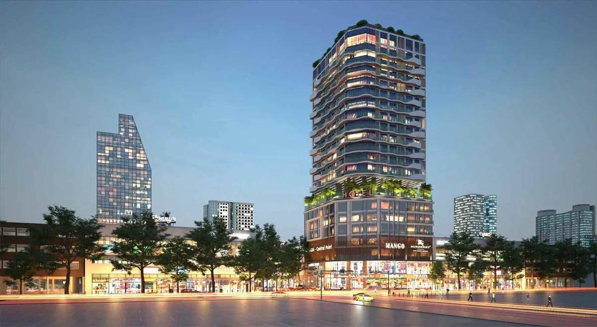 Phối cảnh tổng thể dự án The Light Phú Yên