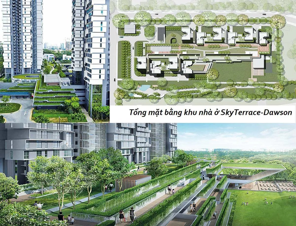 Tiện ích nội khu dự án Alva Plaza Bình Dương