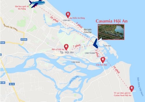 Casamia Hội An Villa