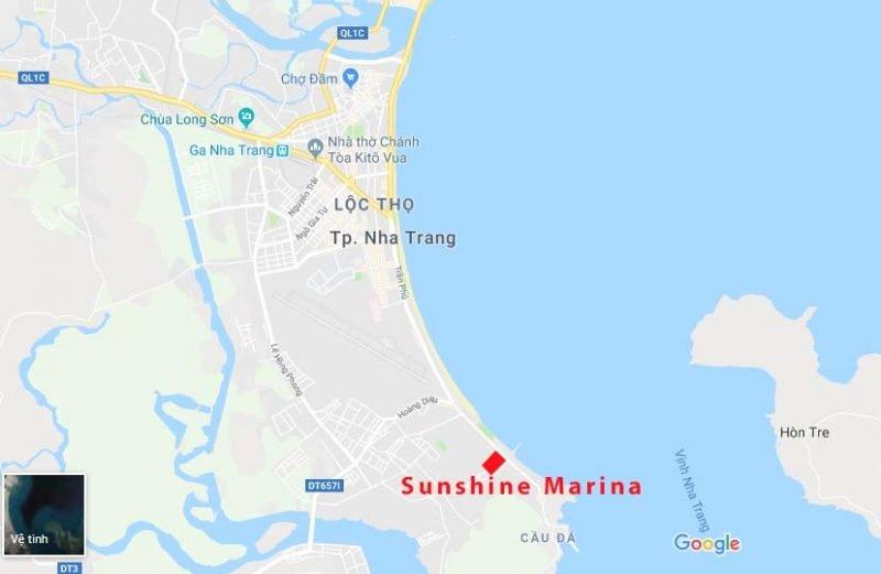 Sunshine Marina Nha Trang Bay