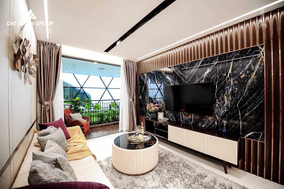 Bàn ghế Phòng khách Opal Skyline