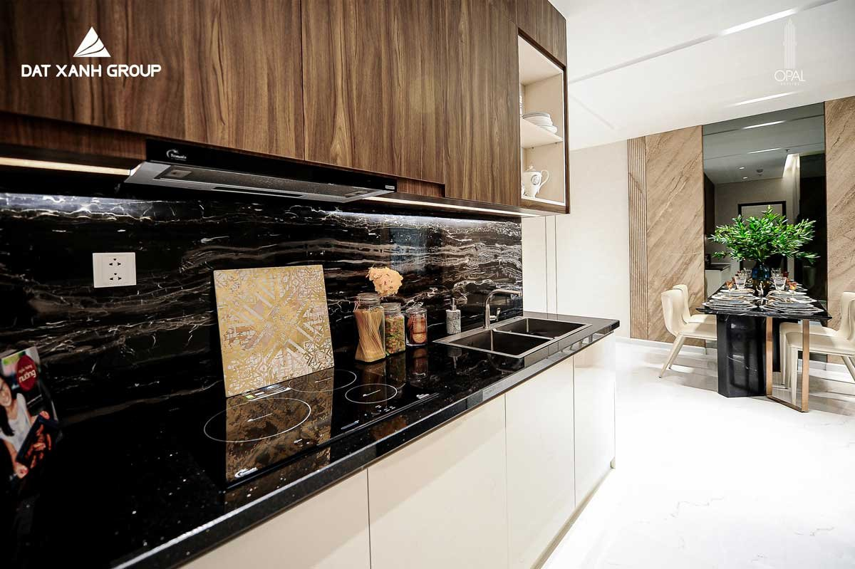 Bếp căn hộ Opal Skyline