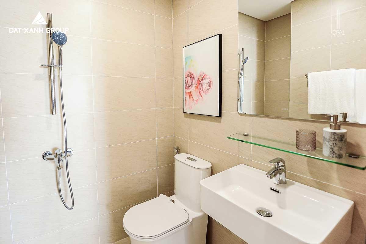 Phòng vệ sinh căn hộ Opal Skyline